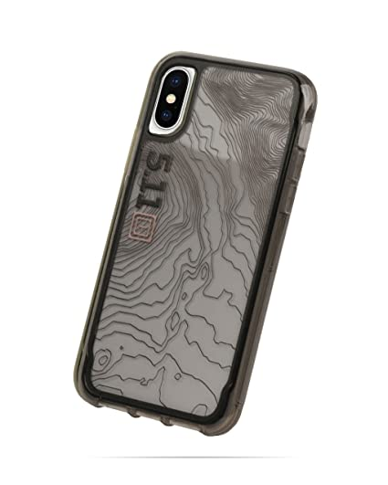 hot sales 8bdd1 3dcc1 Griffin, iPhone X Clear Case, Survvior Clear: 5.11 Tactical Edition, Impact  Resistant Clear Protective Case, Black