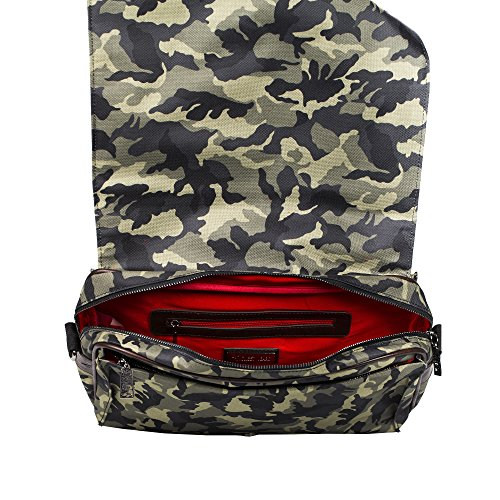 Homme Brun Camouflage Mod Foncé Sac Anniversary 2313 Years Sweet qH0wEE