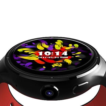 Diggro DI06 - Smartwatch con sensor de frecuencia cardíaca y ...
