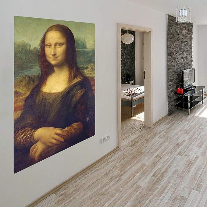 Mona Lisa de Leonardo da Vinci Posterlounge Cuadro de PVC 30 x 40 cm