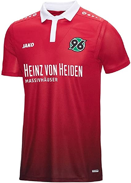 Amazon Com Hannover 96 Home Jersey 2017 2018 Eu S Uk Us Size Xs Clothing
