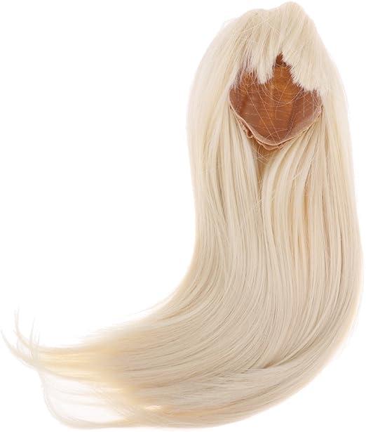1//3 BJD Doll Hair Wig 9-10 inch 22-24cm SD DZ DOD LUTS Curly Long hair