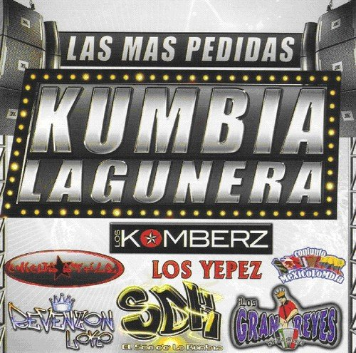 Las Mas Pedidas Lagunera De Sales for sale Kumbia Special price for a limited time