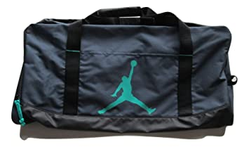 cff9c487ded Image Unavailable. Image not available for. Color: Nike Air Jordan Gym Rat  Training Duffel ...