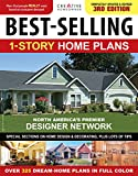 dream house plans Best-Selling 1-Story Home Plans: Completely Updated & Revised 3rd Edition (Creative Homeowner) Special Sections on Home Design & Decorating, Plus Lots of Tips, Over 325 Dream-Home Plans in Full Color