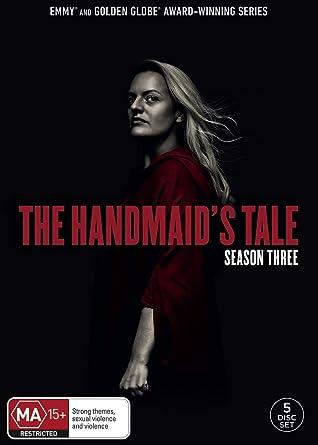 Handmaids Tale The Season 3 4 Disc Movies Tv