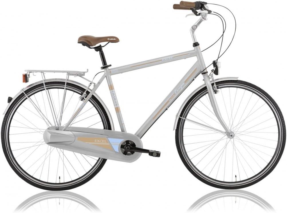 Bicicleta clásica holandesa para hombre, modelo gris de 2016 ...