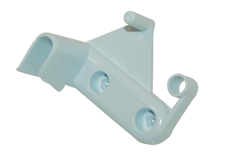 Genuine Indesit Fridge /& Freezer Right Hand Hinge for Freezer Flap