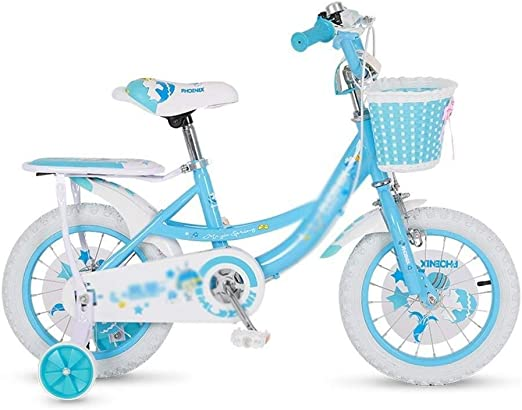 SGMYMX Bicicleta para niños Bicicletas Infantiles Pedales for ...