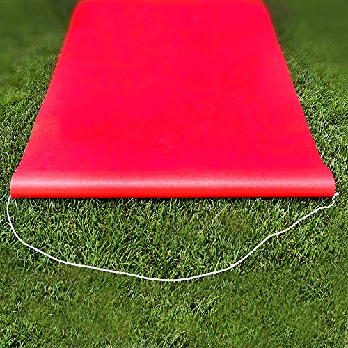 compare price red aisle runner on statementsltdcom