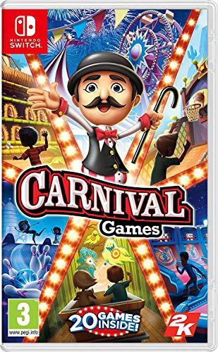 Carnival Games (Nintendo Switch) (UK IMPORT)