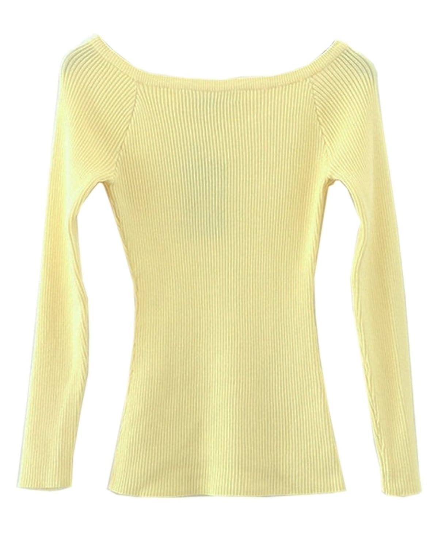 LifeWheel Autumn Knitwear Top Sweater Jumper Novelty Knit Pullover Sweaters