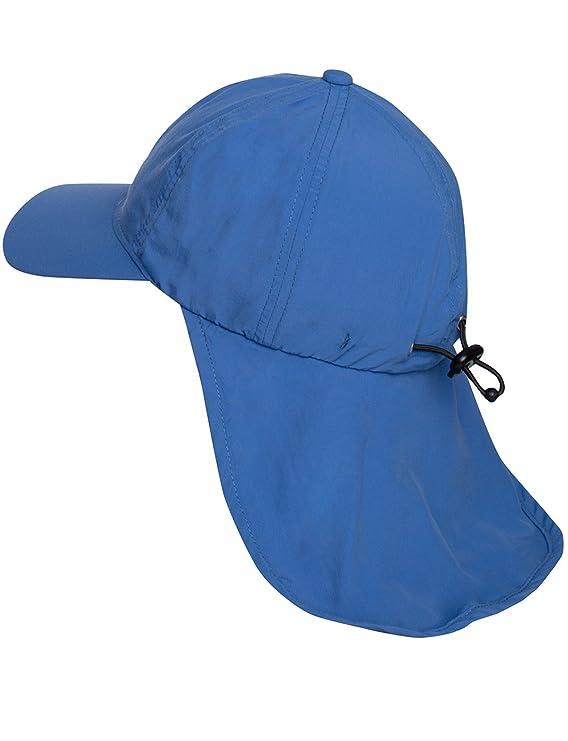 iQ-Company 3174022445-OS Gorra, Unisex, Azul, Talla Única: Amazon.es: Deportes y aire libre