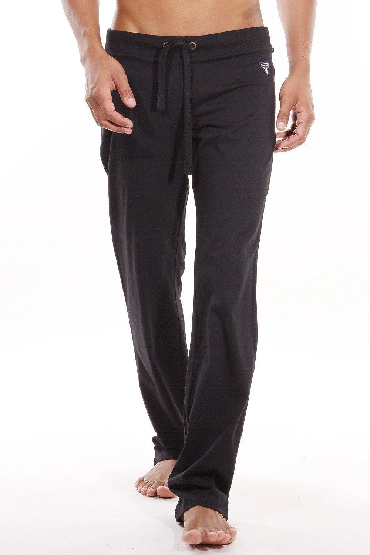 GUESS - Pijama - para Hombre Negro Blanco Medium: Amazon.es: Ropa y accesorios
