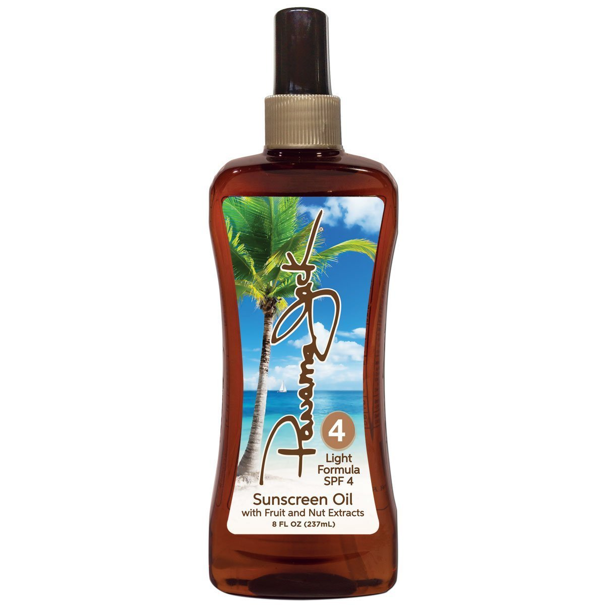 Panama Jack Tanning Oils Multi-Packs (Pack of 1, SPF 4)