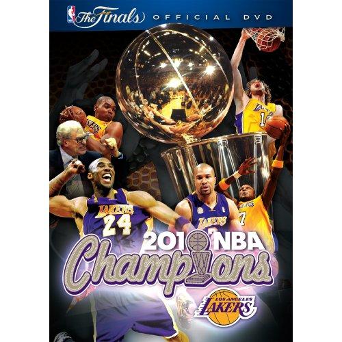 Kobe Bryant Championships - NBA Champions 2009-2010: Los Angeles Lakers