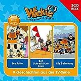 Wickie-3-CD Hörspielbox Vol.1