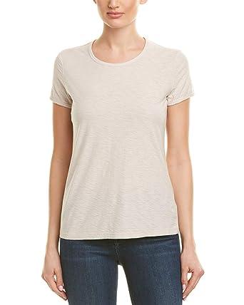 hot sales c7559 e30bd Amazon.com: James Perse Womens Short Sleeve Crewneck T-Shirt ...