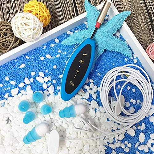 Hainter mp3 Player Sports MP3 Player Lossless Sound Quality IPX8 Waterproof Walkman Mini MP3 Player by Hainter (Image #7)