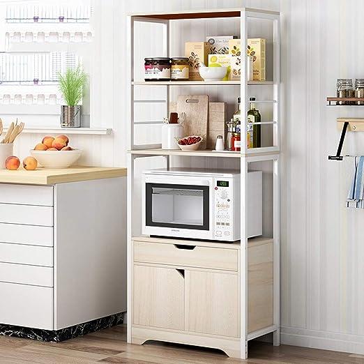 Estante De Almacenamiento De Electrodomésticos De Cocina, Estante ...
