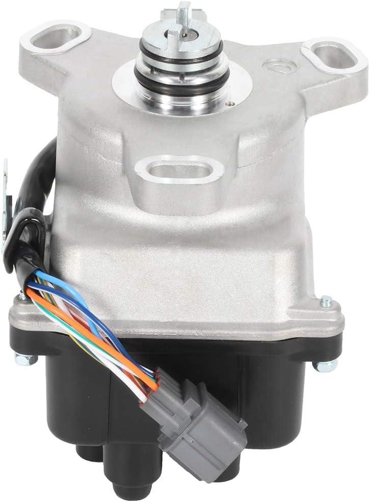 for TC08A TD74U 8417452 ROADFAR Ignition Distributor Compatible with Honda CR-V 1999-2001