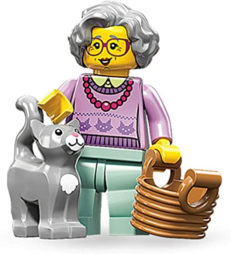 LEGO 10 NEW MINIFIGURES GIRLS MOM DAUGHTER GRANDMOTHER FIGURES AND ACCESSORIES