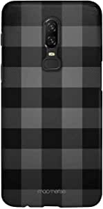 Macmerise Checkmate Black Sublime Case For Oneplus 6