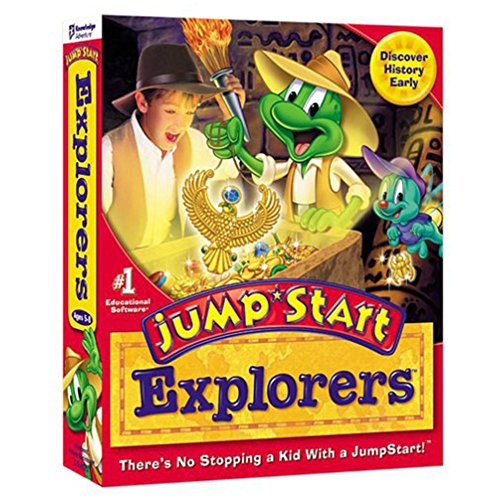 - JumpStart Explorers Age Rating:5 - 8