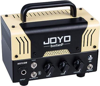 JOYO BanTamP Series BlueJay 20 Watt 12ax7 Mini Tube Head w Bluetooth