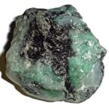 1pc #113 Large Raw / Natural / Green Emerald