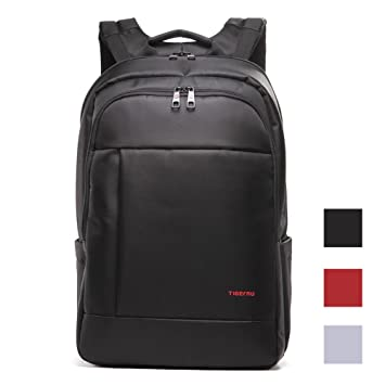 Amazon.com: Kopack Deluxe Black Laptop backpack 14 Inch most 15 ...