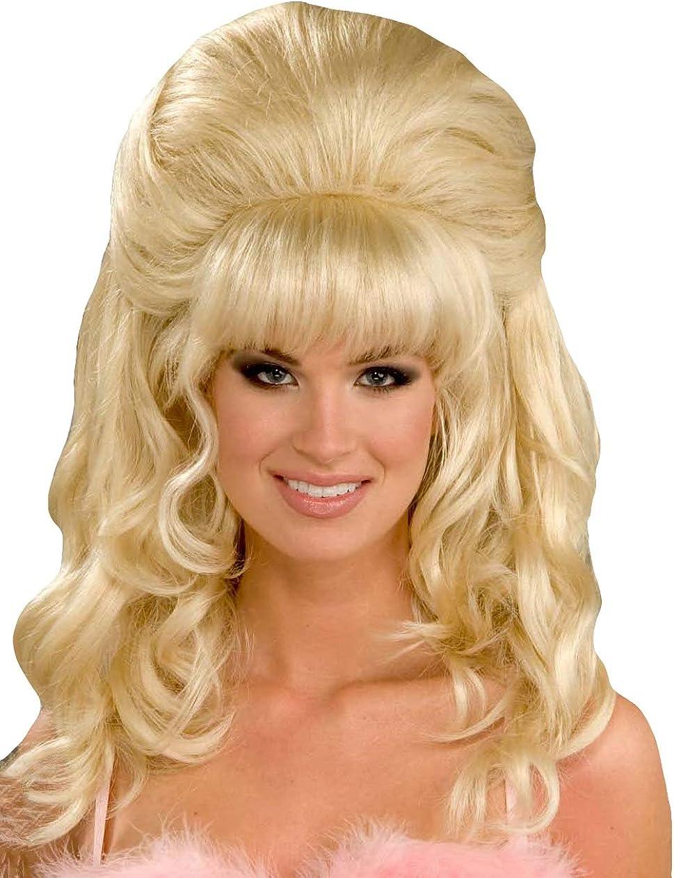 Forum Novelties Women's Flirty Fantasy Adult Wig Costume Accessory