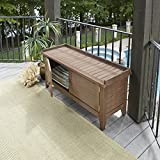 Home Styles Montego Bay Barnside Brown Outdoor