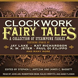 Clockwork Fairy Tales Audiobook