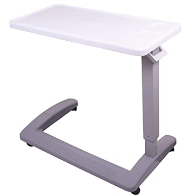 Carex Overbed Table and Hospital Bed Table