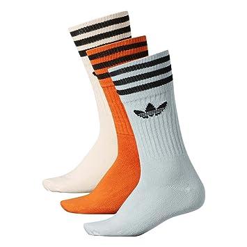 Adidas BH Socks Calcetines, Mujer, (Lino/Vertac / Nartac), 39/42: Amazon.es: Deportes y aire libre