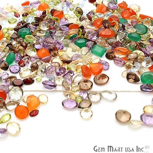 50 + Carats Mixed Gem Natural Ge...