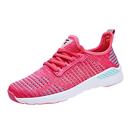 9075f7af1b611 Amazon.com: Mother's Day Sale! Jiayit Women Lightweight Sneakers ...