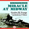 Miracle at Midway Audiobook by Gordon Prange, Donald M. Goldstein, Katherine V. Dillon Narrated by Dennis Holland