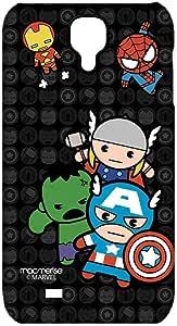 Macmerise Kawaii Art Marvel Comics Sublime Case For Samsung S4