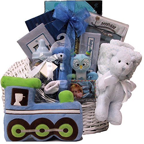 Great Arrivals Baby Gift Basket, Little King
