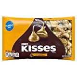 Hershey's Kisses Classic Milk Chocolate with Almond, 311g
