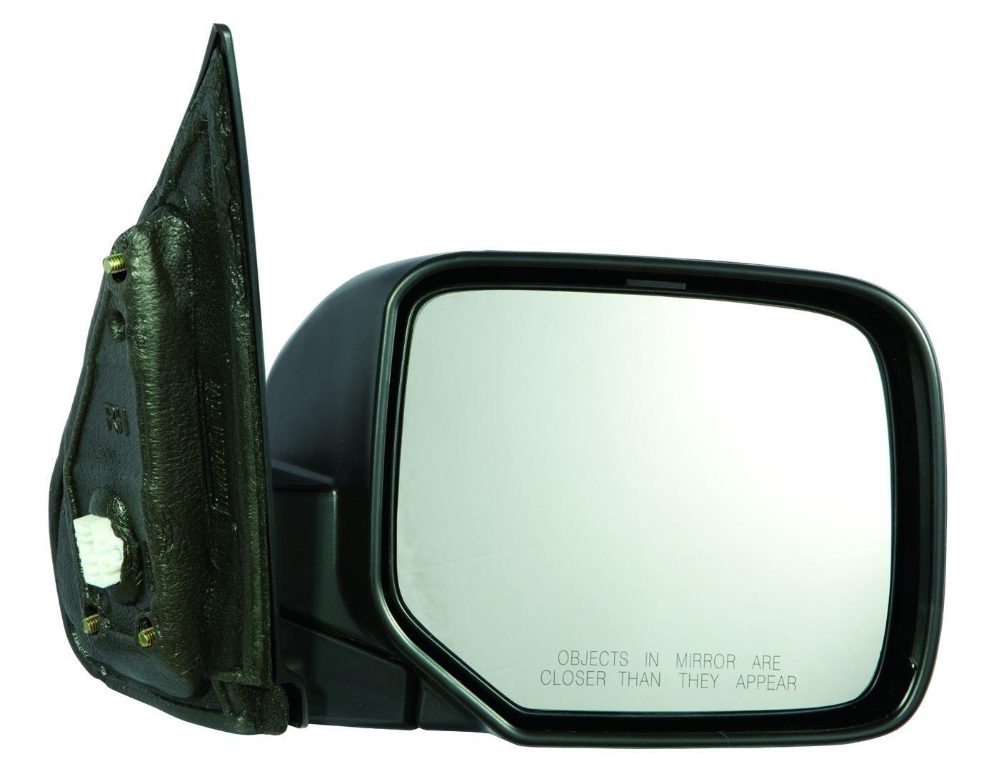 DEPO 317-5420R3EB1 Honda Pilot Passenger Side Textured Non-Heated Power Mirror