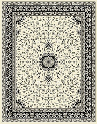 - Large Rugs for Living Room Ivory Traditional Area Rugs 8x10 Under 100 Prime Rugs
