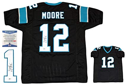 j D Sports Black Authentication Autographed Moore Nfl Beckett Jersey - Store Signed At Jerseys Collectibles Dj Amazon's