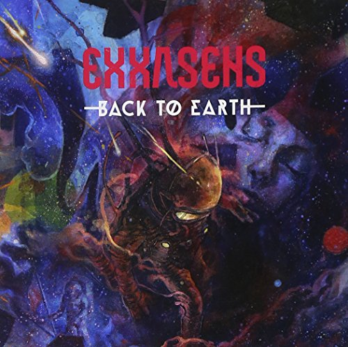 Exxasens-Back To Earth-CD-FLAC-2015-CHS Download