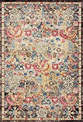 2955 Oriental Area Rug Carpet Large New