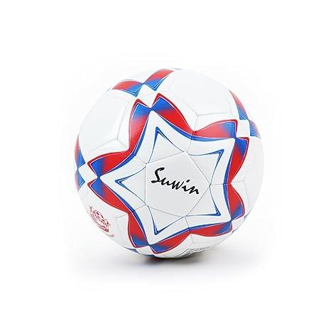 Match formación balón de fútbol oficial tamaño 5 Alto Rendimiento ...