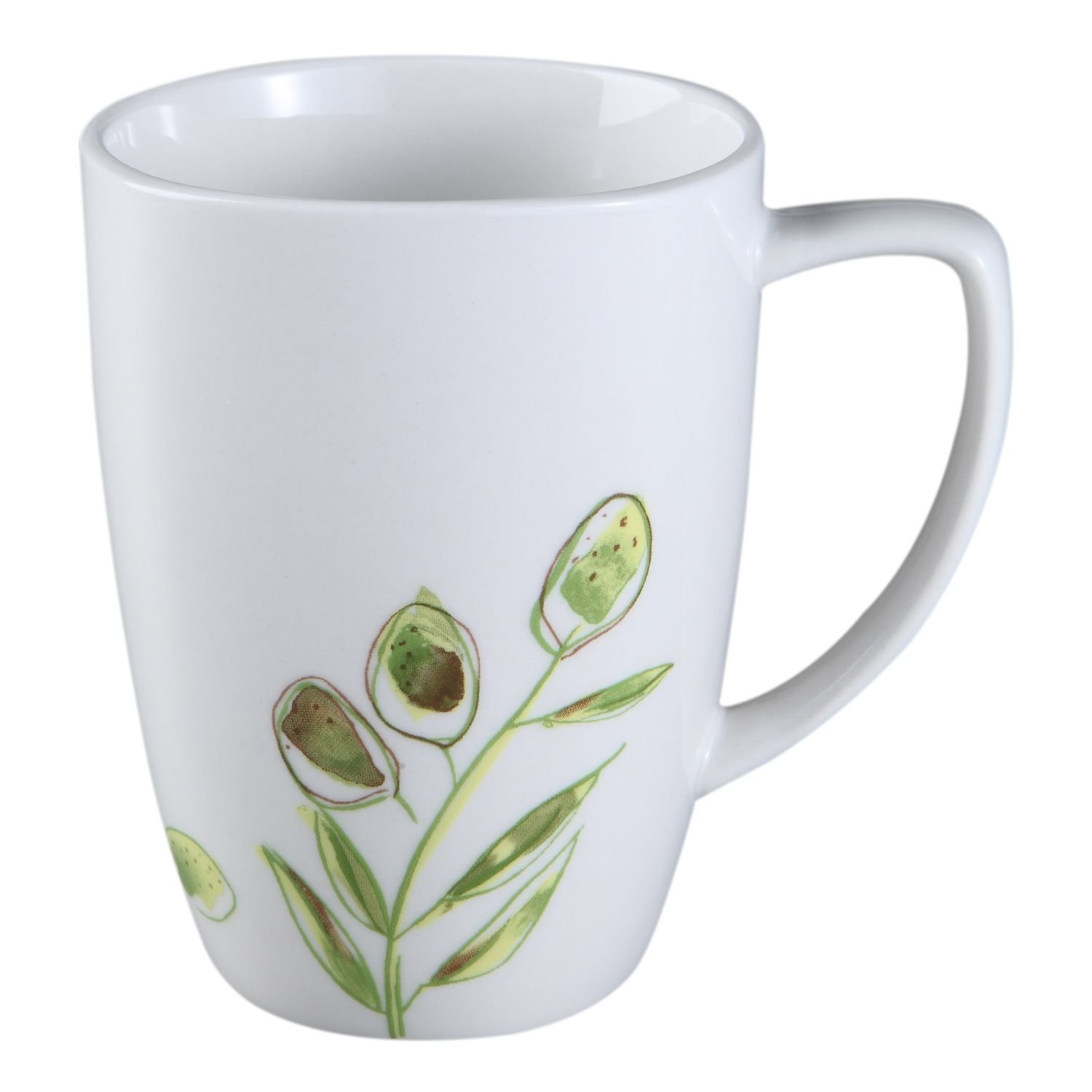 Corelle/® Square/™ Italian Garden 12 Ounce Porcelain Mug 1106631