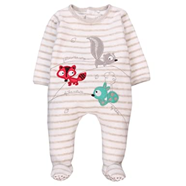 Boboli Baby Velour Play Suit Bodysuit Amazon Co Uk Clothing